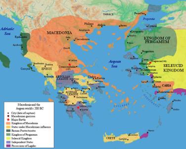 Eupedia / Maciamo : Y-DNA haplogroups of ancient